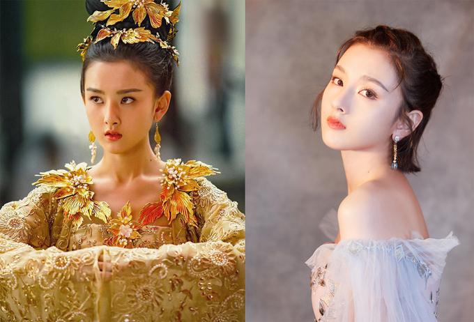 Dàn mỹ nữ cổ trang màn ảnh Hoa ngữ 2019