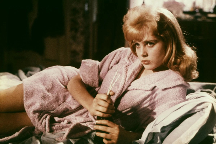 Sue Lyon, the actress who played the title role in Stanley Kubrick's controversial Lolita, has died at the age of 73.  Mgm/Kobal/Shutterstock