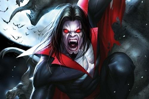 Tạo hình nhân vật trong truyện tranh gốc (của Marvel).