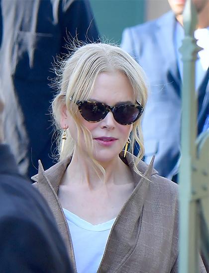 Nữ diễn viên Nicole Kidman tại sự kiện hôm 4/1. Ảnh: Mega.