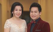 Trọng Tấn: 'Tôi may mắn có vợ đẹp, đảm đang'