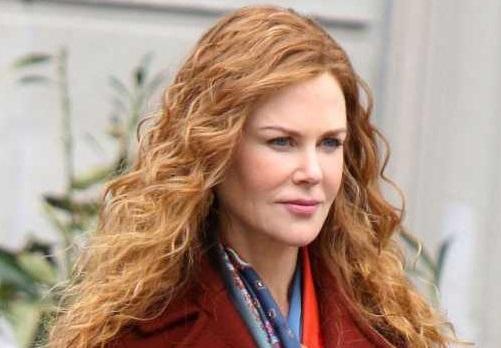Nicole Kidman trong phim. Ảnh: HBO.