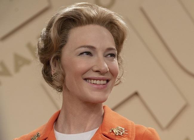 Cate Blanchett trong tạo hình vai chính. Ảnh: Hulu.