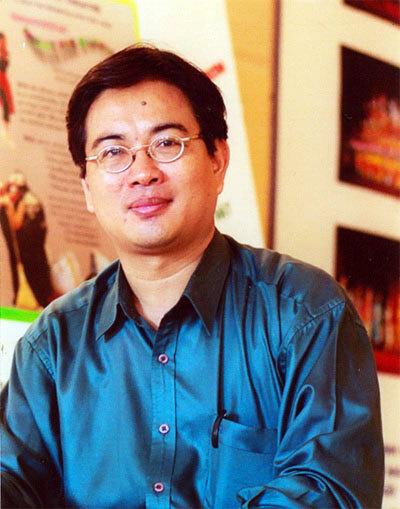 Ông Trương Nhuận -nguyên Giám đốc Nhà hát Tuổi trẻ. Ảnh: NT.