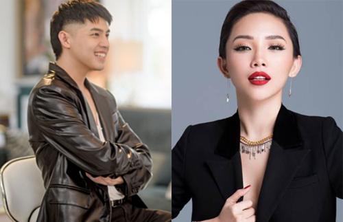 Noo Phước Thịnh (trái) và Tóc Tiên) là những ca sĩ trẻ có lượng fan hùng hậu.