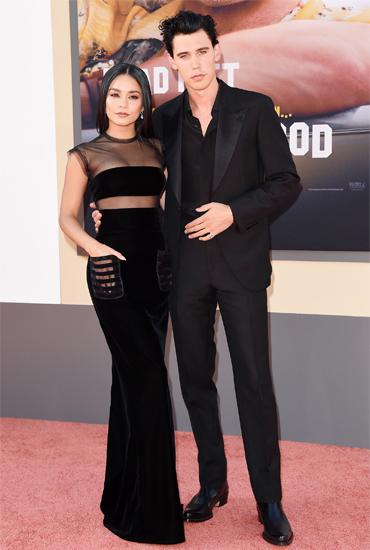 Vanessa Hudgen đến ủng hộ phim của bạn trai hồi tháng 9/2019. Ảnh: FilmMagic.