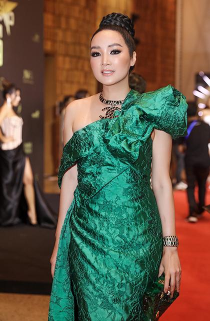 Hoa hậu Đền Hùng 1989 Giáng My.