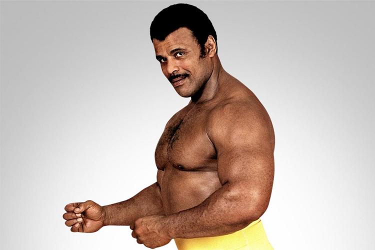 Đô vật Rocky Johnson. Ảnh: WWE.