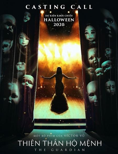 Poster khởi động dự án. Ảnh: November Films.