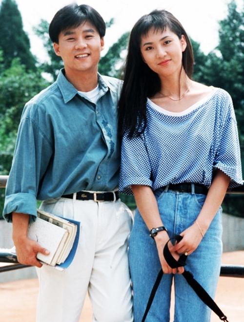 Bệ phóng từ cuộc thi nhan sắc giúp Yum Jung Ah được mời góp mặt trongseries đình đám thời ấy - Thiên đường của chúng ta. Phim gồm 163 tập, chia làm hai phần, chiếu suốt bốn năm -từ tháng10/1990 đến 8/1994.Yum Jung Ah gia nhập đoàn phim năm 1991, lúc series lên sóngđược gần hai năm. Đa số khán giả khen cô đẹp nhưng diễn xuất non tay.
