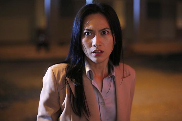 Diễn xuất của Phương Anh Đào trong phim. Ảnh: ĐQ.