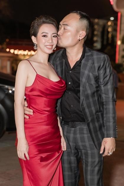 Vợ chồng Thu Trang, Tiến Luật