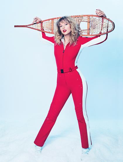 Taylor Swift trong bộ ảnh mới. Ảnh: Variety.