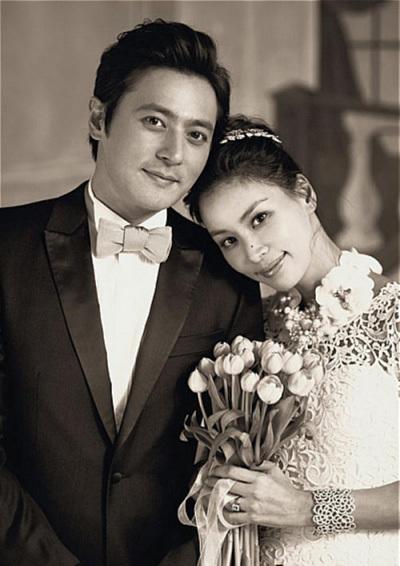 Go So Young và Jang Dong Gun. Ảnh: Newsen.