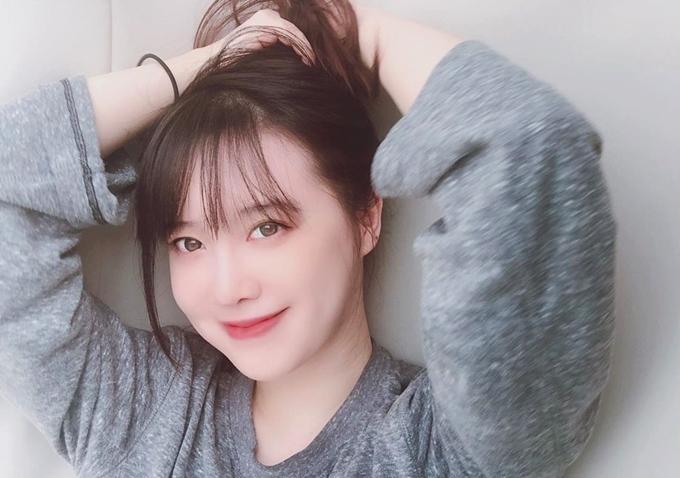 Goo Hye Sun đăng ảnh tuổi 35 kèm lời chúc mừng năm mới sáng nay, thu hút gần 100.000 lượt thích.