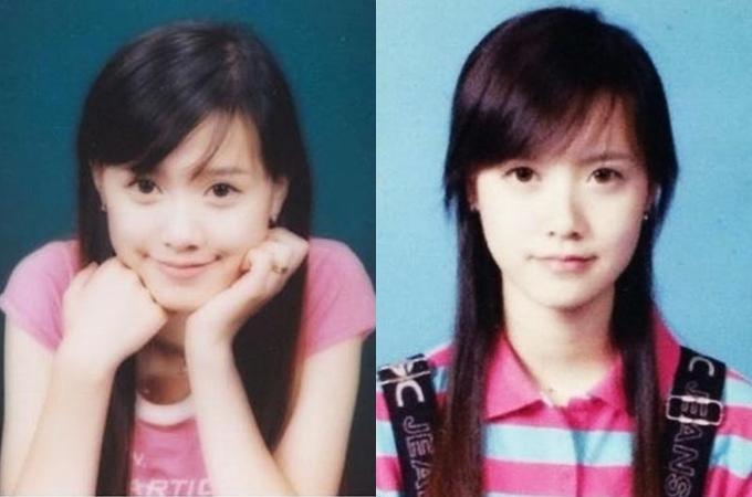 Goo Hye Sun thời thơ ấu - 8