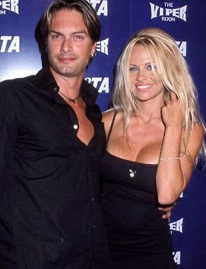 Sau Tommy, Pamela hẹn hò người mẫu đồ lót Marcus Schenkenberg. Hai người từng đính hôn nhưng không làm đám cưới, chia tay năm 2001.