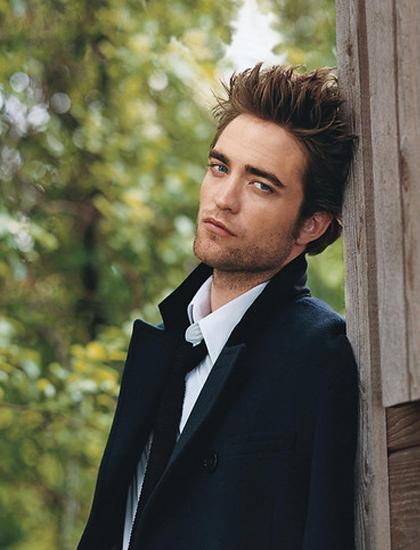 Tài tử Robert Pattinson. Ảnh: Vanity Fair.