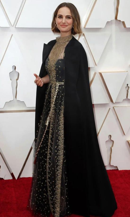 Keanu Reeves cùng m? d? Oscar 2020