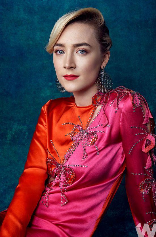Saoirse Ronan - 'nàng thơ' dòng phim độc lập