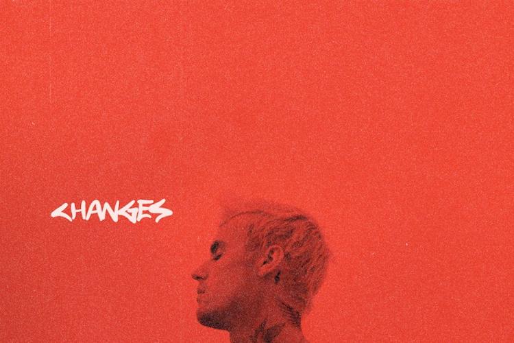 Bìa album Changes. Ảnh: RBMG.