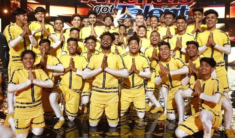 10 đội thi chung kết Americas Got Talent bản thế giới - 9