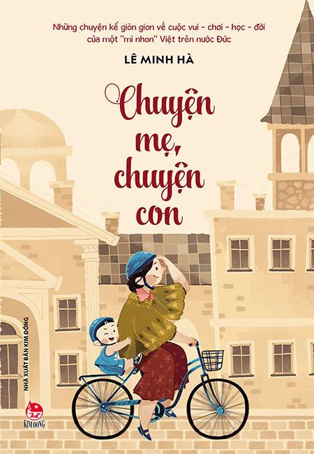 Bìa sách Chuyện mẹ - Chuyện con.