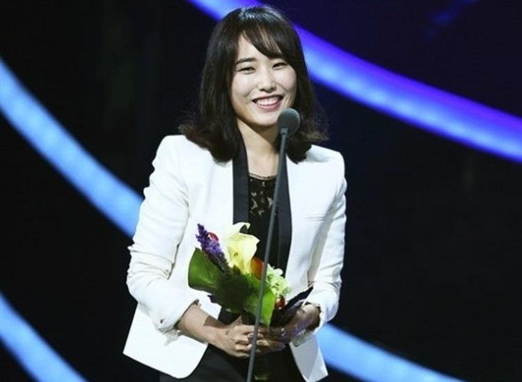 Biên kịch Park Ji Eun. Ảnh: