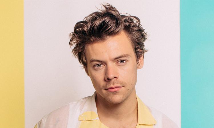 Ca sĩ Harry Styles. Ảnh: NY Times.