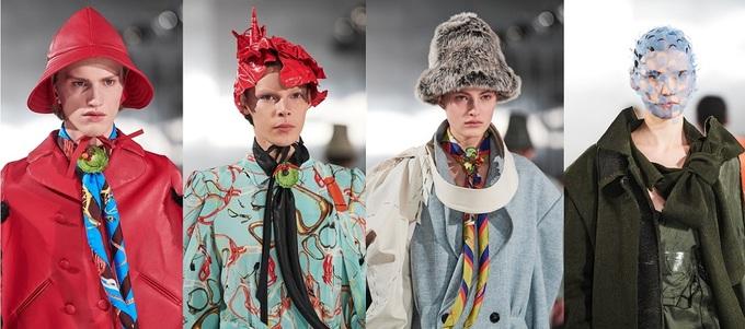 Maison Margiela tái hiện thời trang cổ điển