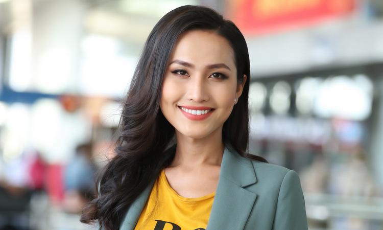 Hoài Sa - đại diện Việt Nam tại Miss International Queen. Ảnh: Minh Ngọc.