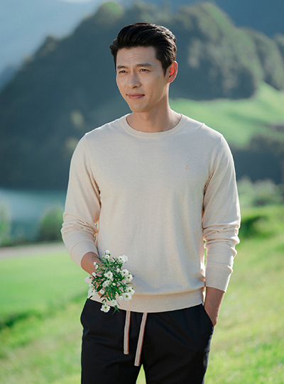 Diễn viên Hyun Bin. Ảnh: tvN.