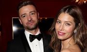 Vợ Justin Timberlake không đeo nhẫn cưới