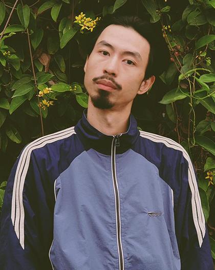 Rapper Đen Vâu. Ảnh: Đen Vâu.