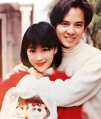 Lương Tiểu Băng và Trần Gia Huy kỷ niêm 20 ngày cưới hôm 4/3. Trên trang cá nhân, cô đăng một số ảnh đôi vợ chồng thời trẻ và viết: Mọi điều vẫn đẹp đẽ như trước. Chúc mừng 20 năm chúng ta bên nhau.