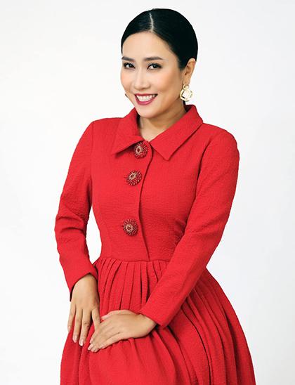 Album của Vân Khánh ra mắt trên kênh Youtube của cô. Ảnh: Nhân vật cung cấp.