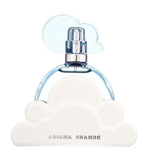 Cloud thuộc thương hiệu nước hoa của nữ ca sĩ Ariana Grande là sự pha trộn giữa hoa oải hương, quả lê, hương dừa, vani và hoa lan. Thiết kế bắt mắt là điểm cộng của sản phẩm, giá 62 USD (hơn 1,43 triệu đồng). Ảnh: Allbeauty.