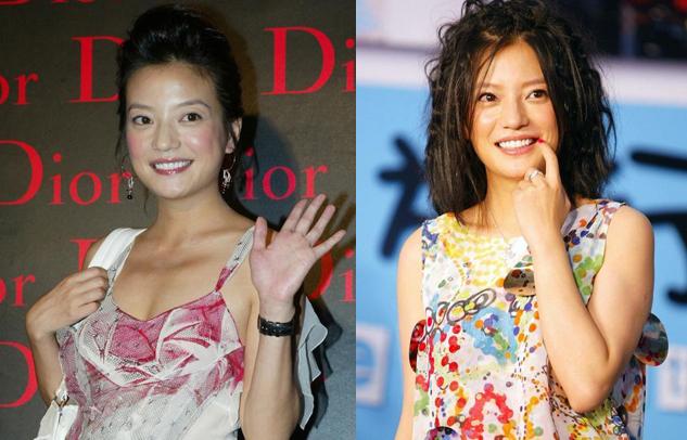 Tại nhiều sự kiện Triệu Vy tham gia, khán giả nhận xét cô bị dìm vóc dáng và nhan sắc vì kiểu tóc, lối trang điểm không phù hợp.