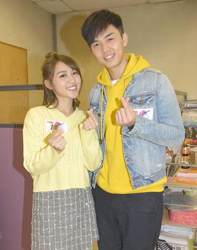 Lâm Dĩnh Đồng (trái) và Ngũ Phú Kiều. Ảnh: On.