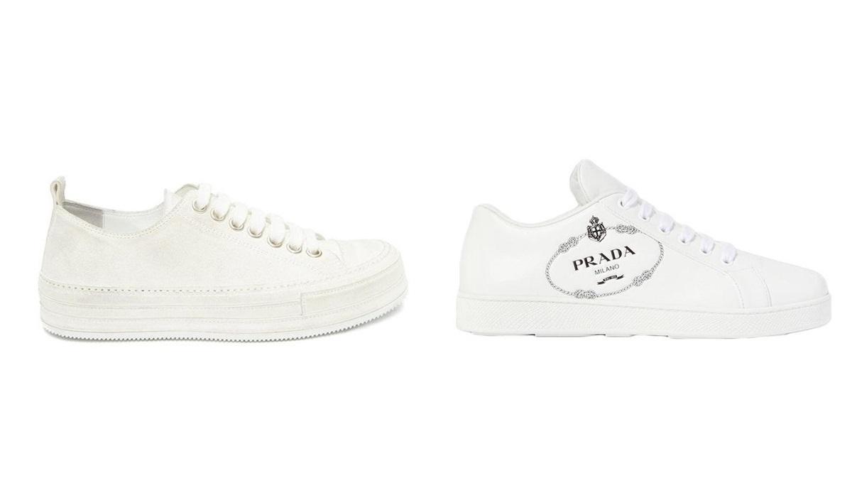 Loạt sneaker trắng hút tín đồ thời trang - 3