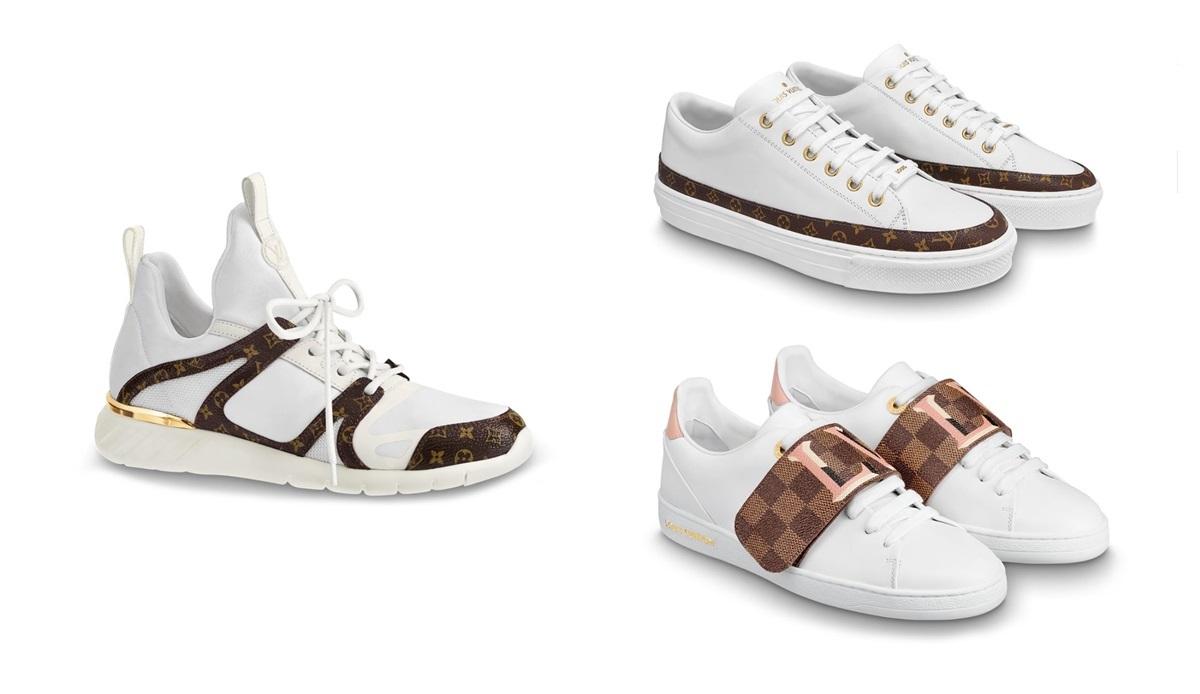 Loạt sneaker trắng hút tín đồ thời trang - 9