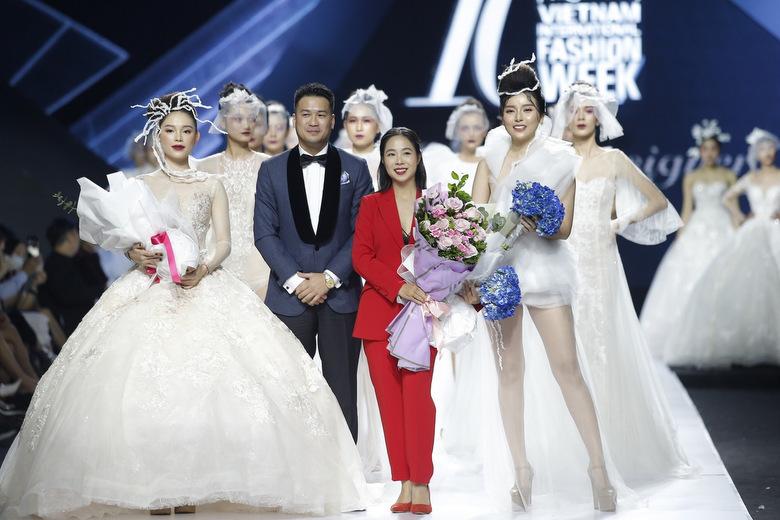 Tuần thời trang quốc tế Việt Nam Thu Đông 2019 tại Hà Nội. Ảnh: Multimedia.