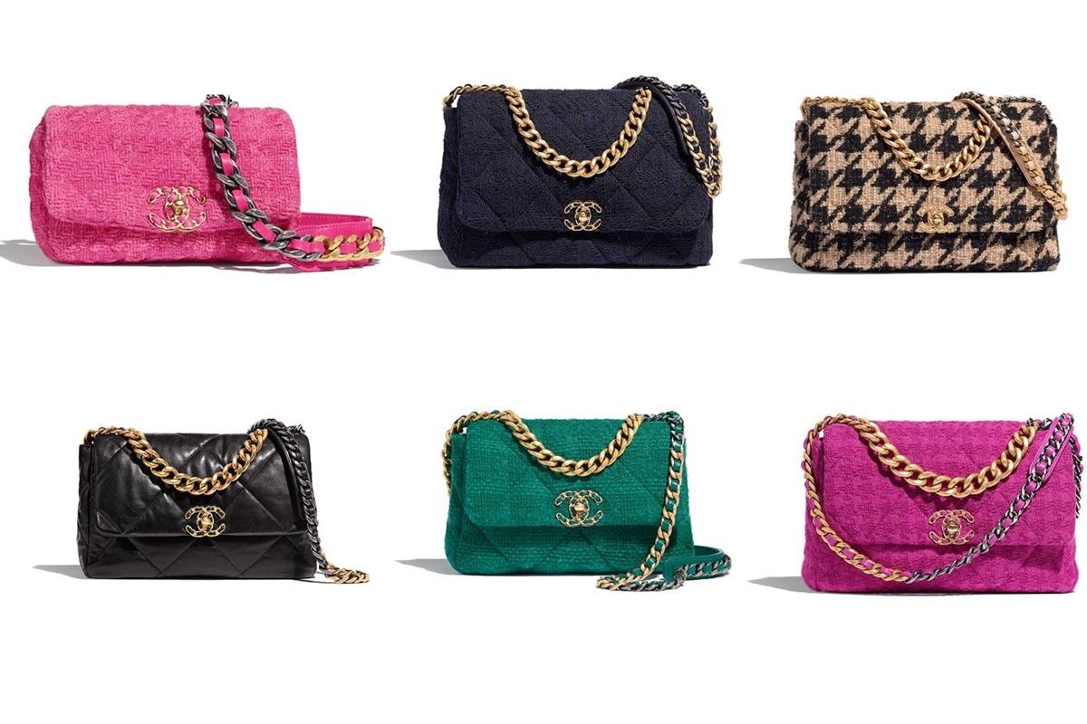 Bên cạnh dòngChanel Boy, Chanel 2.55, Chanel 19 là mẫu túi được nhiều quý cô ưa chuộng. Ảnh: Chanel.