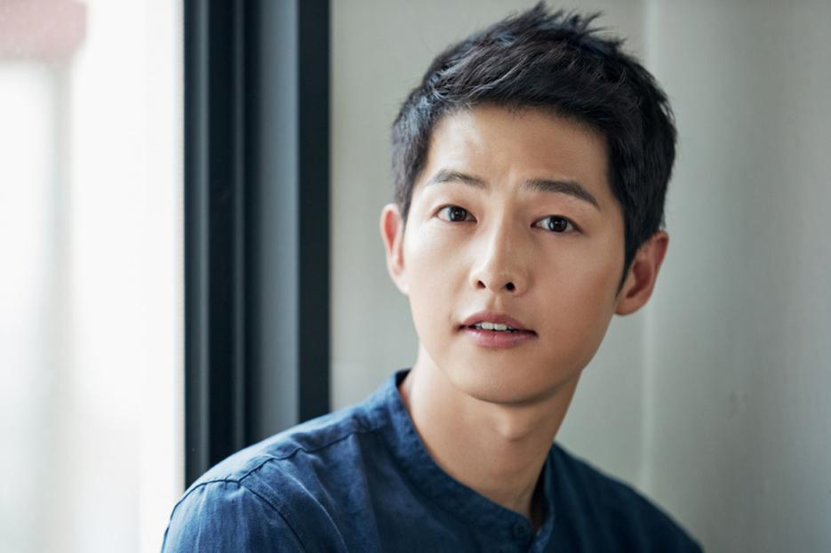 Diễn viên Song Joong Ki. Ảnh: Blossom.