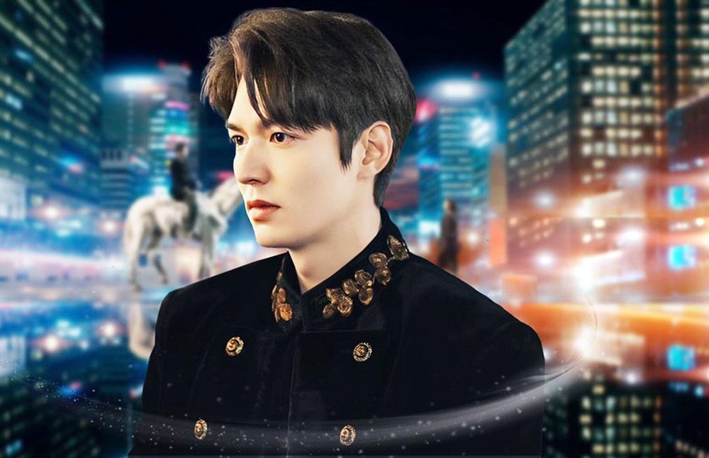 Truyền thông Hàn đánh giá Lee Min Ho toát lên vẻ cương nghị với trang phục hoàng gia thời hiện đại.