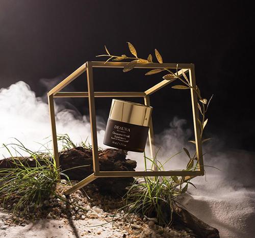 Tài nguyên làm đẹp từ bùn khoáng Biển Chết