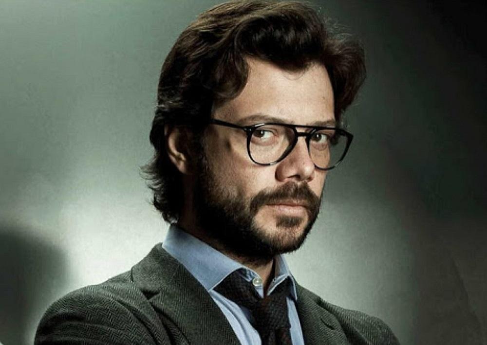 Álvaro Morte trong vai Professor. Sau thành công của Money Heist, tài tử Tây Ban Nha được mời tham gia The Wheel of Time - series kỳ ảo của hãng Amazon. Ảnh: Netflix.