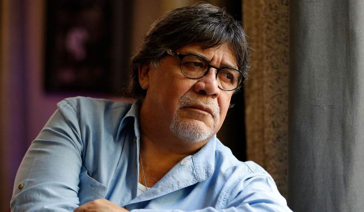 Nhà văn Luis Sepúlveda. Ảnh: PES.
