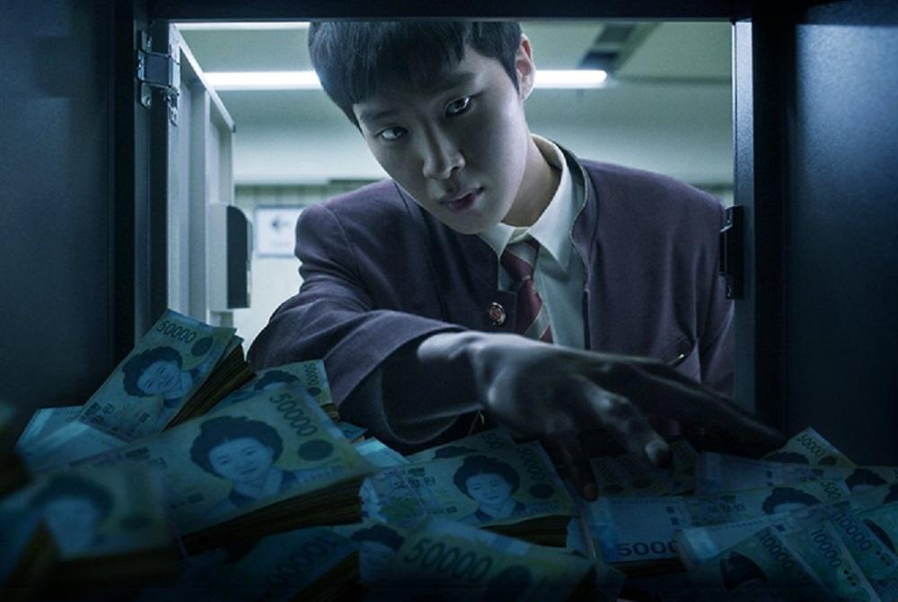 Kim Dong-hee trong vai Ji-soo. Ảnh: Netflix.