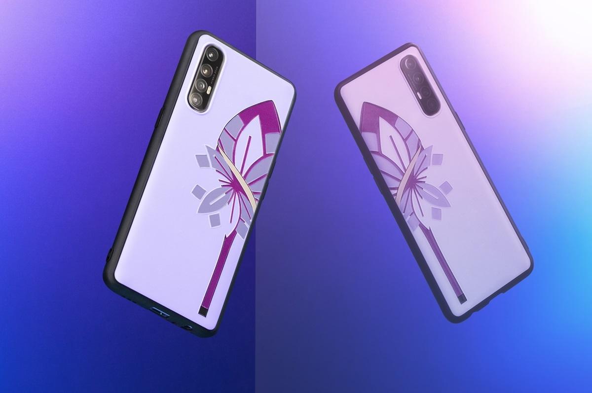 Những nét vẽ trên ốp điện thoại được thực hiện bởi Jimmy Choo.